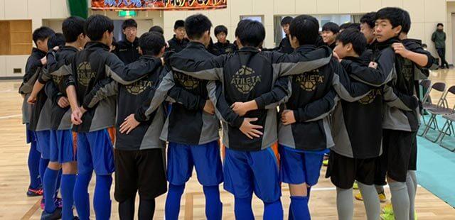 U-15 フットサル選手権大会