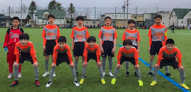 北海道カブスリーグ2部 U-13