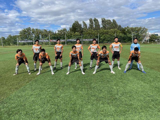 2021年北海道カブスリーグU-15 2部 第4節 VS札幌大谷中学校