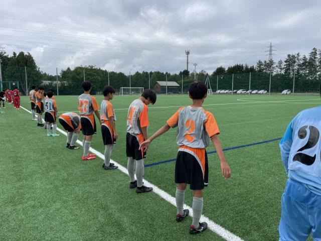 2021十勝地区カブスリーグ第4節 vs緑園中学校